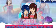 تحميل لعبة Sakura School Simulator مهكرة