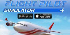 تحميل لعبة Flight Pilot Simulator 3D مهكرة 2021 ميديافاير